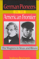 German Pioneers on the American Frontier