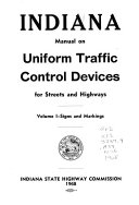 Manual of Uniform Traffic Control Devices for Streets and Highways