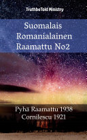 Suomalais Romanialainen Raamattu No2