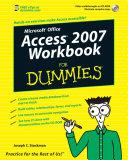 Access 2007 Workbook For Dummies