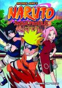 Naruto Anime Profiles, Vol. 1
