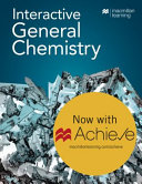 Interactive General Chemistry Achieve  1 term Access Code