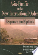 Asia-Pacific and a New International Order