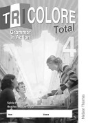 Books - French - Tricolore Total for 2009 specification Grammar in Action Workbooks (x8) | ISBN 9781408505830