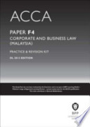 ACCA F4 Malaysian Law