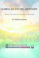 Kabbalah and Relationship