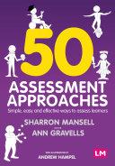 50 Assessment Approaches
