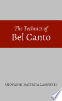 Bel Canto Pdf/ePub eBook