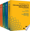 Proceedings Of The International Congress Of Mathematicians 2018 Icm 2018 In 4 Volumes