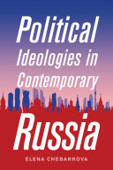 Political Ideologies in Contemporary Russia
