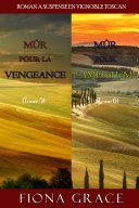 Coffret Roman à Suspense en Vignoble Toscan : Mûr pour la Vengeance (Tome 5) et Mûr pour l'Amertume (Tome 6) [Pdf/ePub] eBook