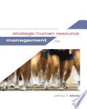 Strategic Human Resource Management