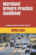 Maryland Drivers Practice Handbook