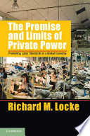 The Promise and Limits of Private Power