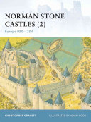 Norman Stone Castles (2): Europe 950–1204
