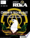 Army RD   A Bulletin Book