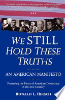 We STILL Hold These Truths Book