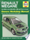 Renault Mégane Petrol and Diesel Service and Repair Manual