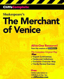 CliffsComplete The Merchant of Venice