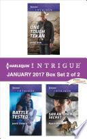 Harlequin Intrigue January 2017   Box Set 2 of 2