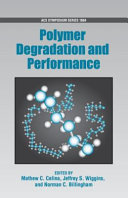 Polymer Degradation and Performance Book