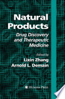 Natural Products Book PDF