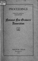 Report of Proceedings     Annual Convention