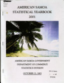 American Samoa Statistical Yearbook