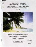 American Samoa Statistical Yearbook