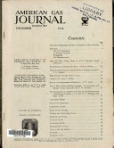 American Gas Journal