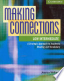 Making Connections Low Intermediate Student's Book