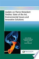Update on Flame Retardant Textiles