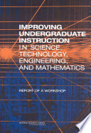 Improving Undergraduate Instruction In Science Technology Engineering And Mathematics Book PDF