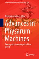 Advances in Physarum Machines Pdf/ePub eBook