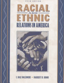 Racial and Ethnic Relations in America
