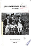 Indiana Military History Journal