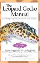 Pdf The Leopard Gecko Manual Telecharger