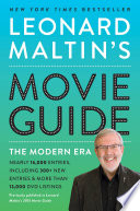 Leonard Maltin S Movie Guide