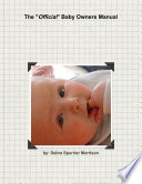 The  Official  Baby Owner s Manual Book PDF