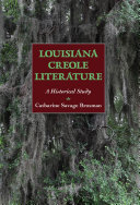 Louisiana Creole Literature