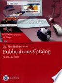 USFA Publications Catalog