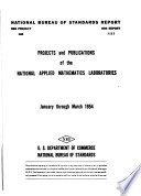 Projects and Publications