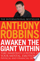 """Awaken The Giant Within"" by Tony Robbins"