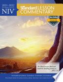 NIV   Standard Lesson Commentary   2021 2022