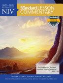 NIV® Standard Lesson Commentary® 2021-2022