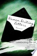 Women Writing Letters Celebrating The Art