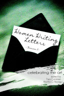 Pdf Women Writing Letters: Celebrating the Art