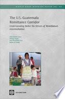 US Guatemala Remittance Corridor