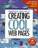 Creating Cool America Online Web Pages Book