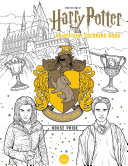 Harry Potter  Hufflepuff House Pride  The Official Coloring Book